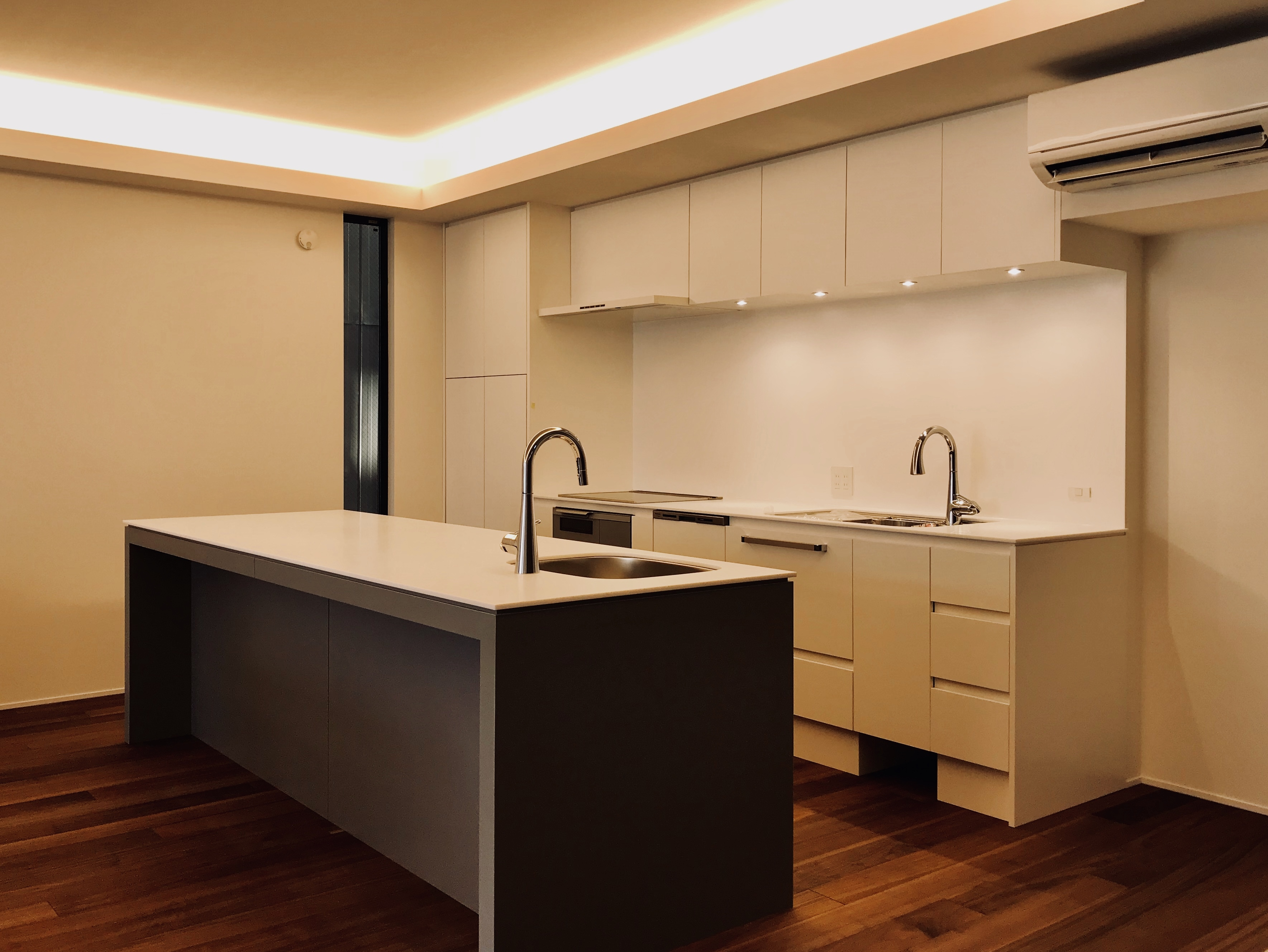 キッチン Y邸
