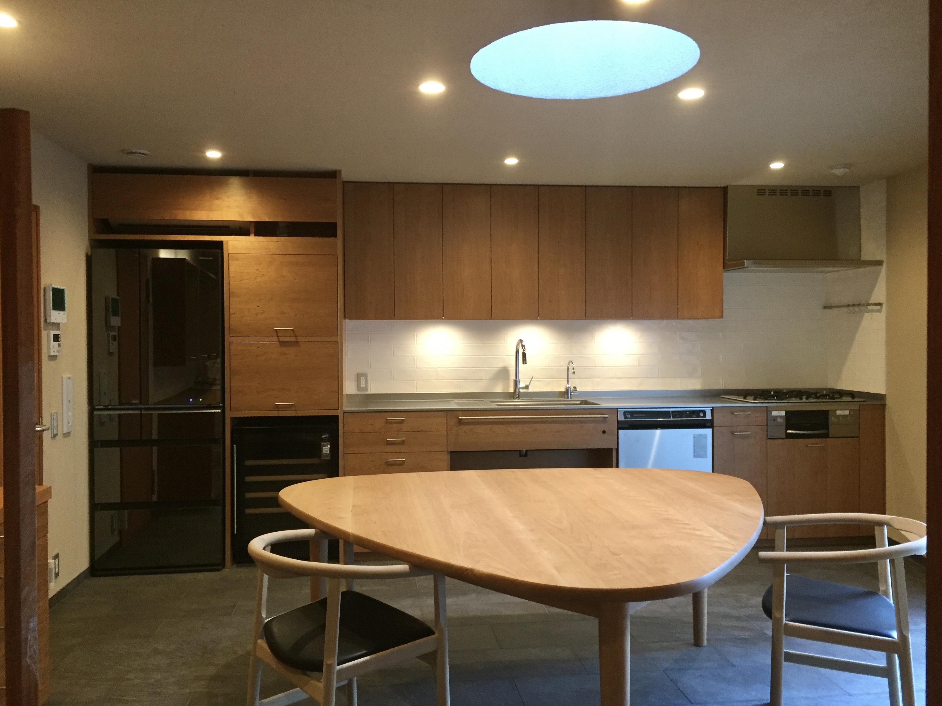キッチン M邸