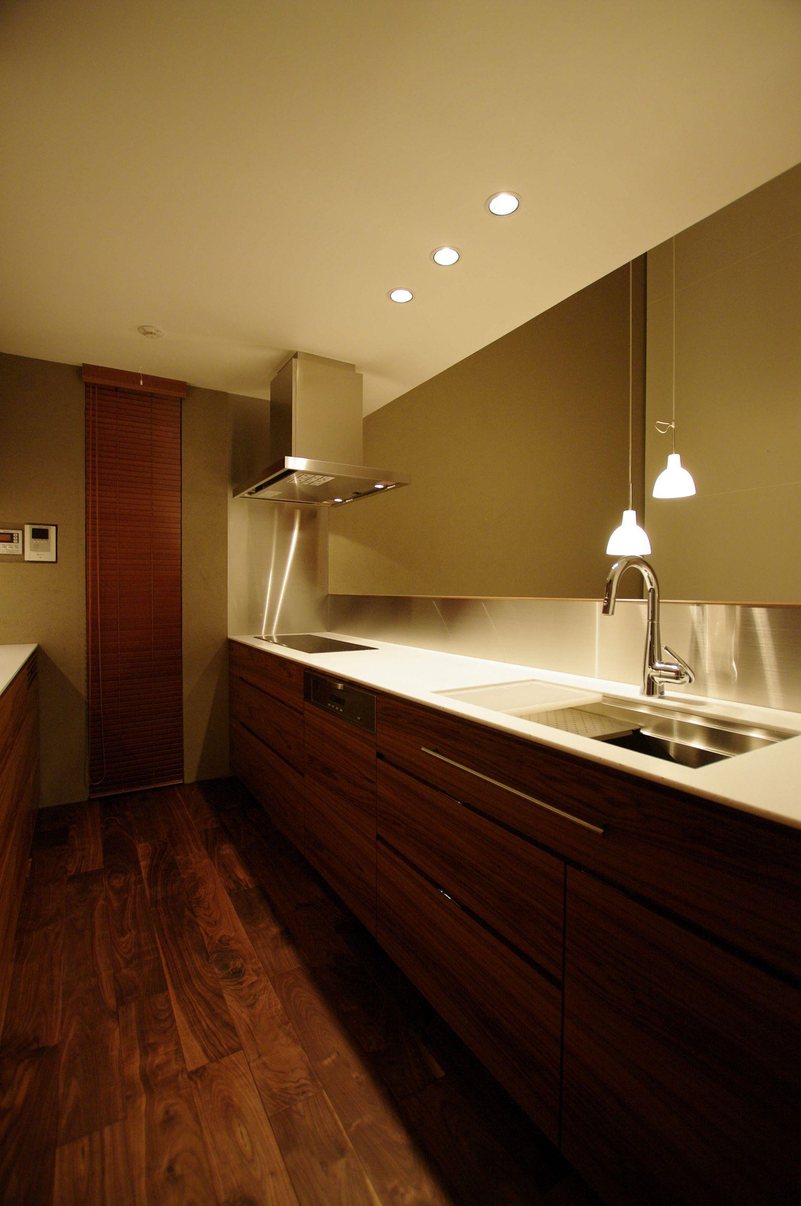 Kの家 キッチン